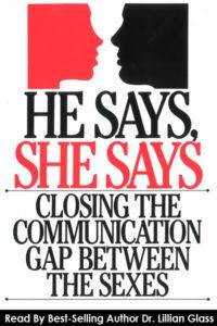 He Says She Says - Audio